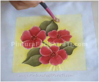 Barnices pintura facil para ti - Pintura en tela dibujos ...