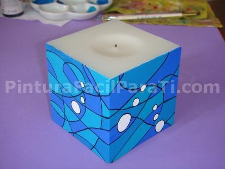 como-decorar-velas