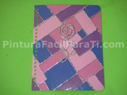 Decorar portada cuaderno - Imagui
