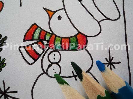Dibujos para dibujar a lapiz de navidad imagui - Dibujos en color de navidad ...