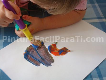 Pintar facil pintura facil para ti for Se puede pintar encima del barniz