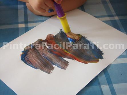 pintar-niños