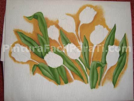 pintar-flores