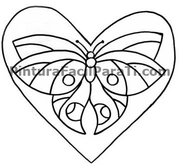 dibujo-mariposa