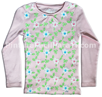 camisetas-con-flores