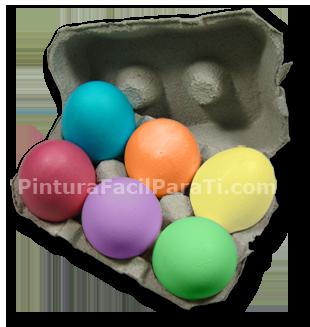 pintar-huevos-de-pascua