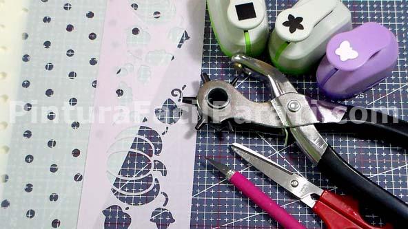 como-hacer-plantillas- hacer-estenciles-como-hacer-un-estencil-mascaras