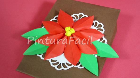 Bolsas de papel para regalo de navidad pintura facil para ti - Bolsa de papel para regalo ...