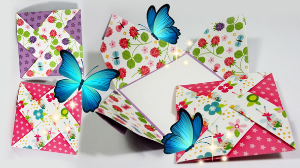 tarjetas-de-cumpleaños-origami