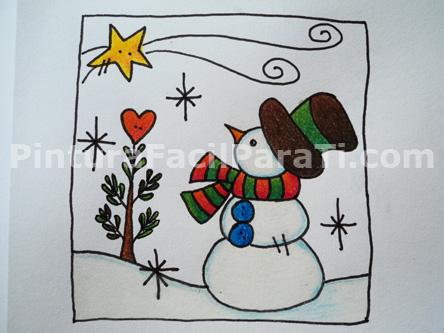 Best Imagenes De Navidad Para Dibujar Faciles Paso A Paso Image