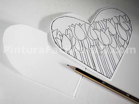 Imagenes De Corazones Rotos Para Dibujar A Lapiz Faciles