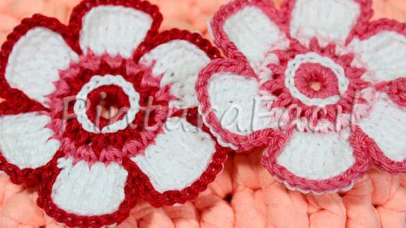 Flor Ganchillo Facil Good Fuente With Flor Ganchillo Facil Free